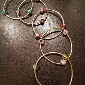 Stretchy Bangle Set